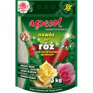 Agrecol Hortifoska nawóz do róż 3 kg