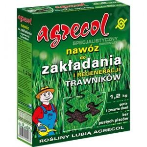 Agrecol Nawóz do zakładania i regeneracji trawników 1,2 kg