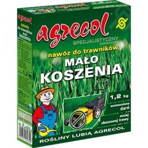 Agrecol Nawóz do trawników mało koszenia 1,2 kg