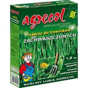 Agrecol Nawóz do trawników zachwaszczonych 1,2 kg