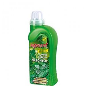 Agrecol Nawóz do roślin zielonych - Żel 500 ml