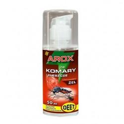 Żel DEET na komary i kleszcze 50 ml