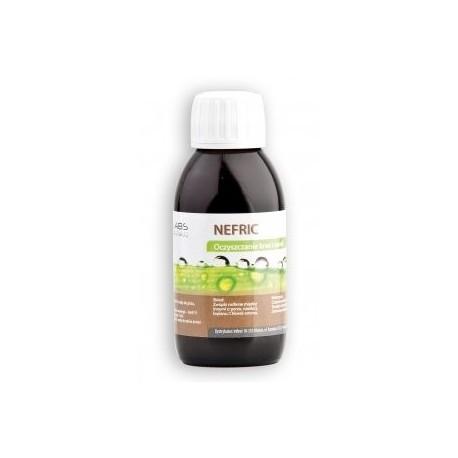 NEFRIC Oczyszczanie krwi i nerek 125 ml.