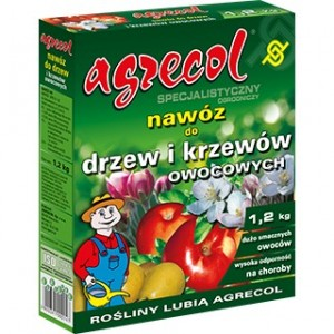 Agrecol Nawóz do drzew i krzewów owocowych 1,2 kg