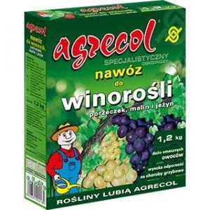 Agrecol Nawóz do winorośli, porzeczek i malin 1,2 kg
