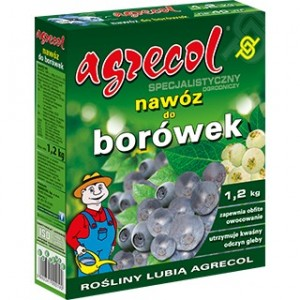 Agrecol Nawóz do borówek 1,2 kg