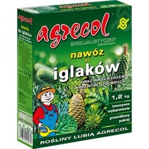 Agrecol Nawóz do iglaków oraz innych drzew i krzewów ozdobnych 1,2 kg