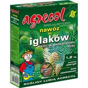 Agrecol Nawóz do iglaków przeciw brunatnieniu igieł 1,2 kg